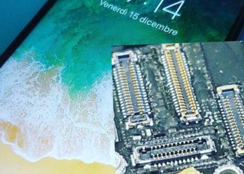 Riparazione #Backlight #retroilluminazione iPhone 6s #computeam #palermo #apple #applepalermo